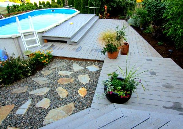 Linder Residence Landscape Design 1