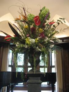 heidi chapel flowers