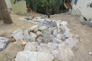 Gordon Green stormwater creek